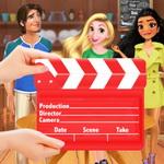 لعبة الأميرة تحب تصوير الفيلم