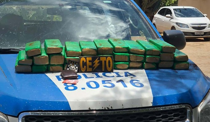 Motociclistas são presos com 60 kg de maconha em Euclides da Cunha
