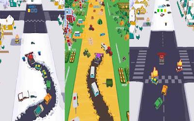 Clean Road mod tiền vàng (coins) & xoá quảng cáo (ad-free) cho Android