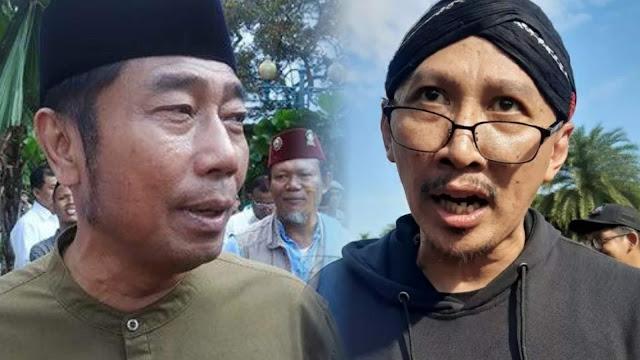 Tantang Abu Janda, Haji Lulung: Kalau Tidak Betah di Jakarta, Pergi Sana!