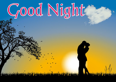 Romantic good night images Photo HD Download