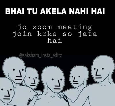 Bhai Tu Akela Nahi Hai Memes