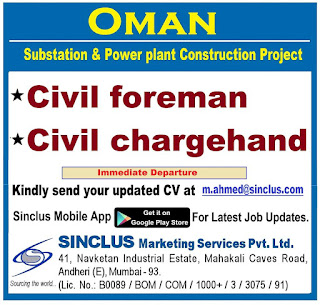 Substation & Power Plant Construction Project