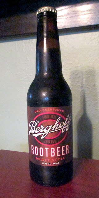 Berghoff Root Beer.