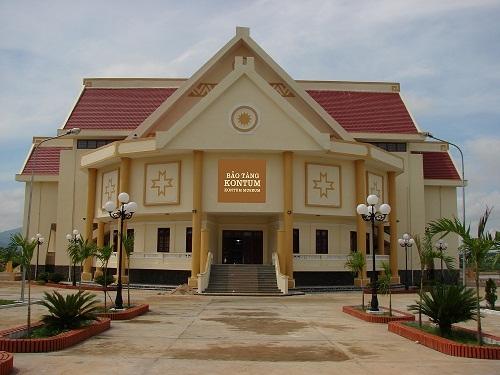 Bảo tàng Kon Tum – Nơi lưu giữ quá khứ, nhắn gửi tương lai