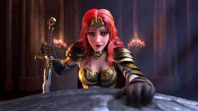 Might & Magic Heroes: Era of Chaos disponible para móviles