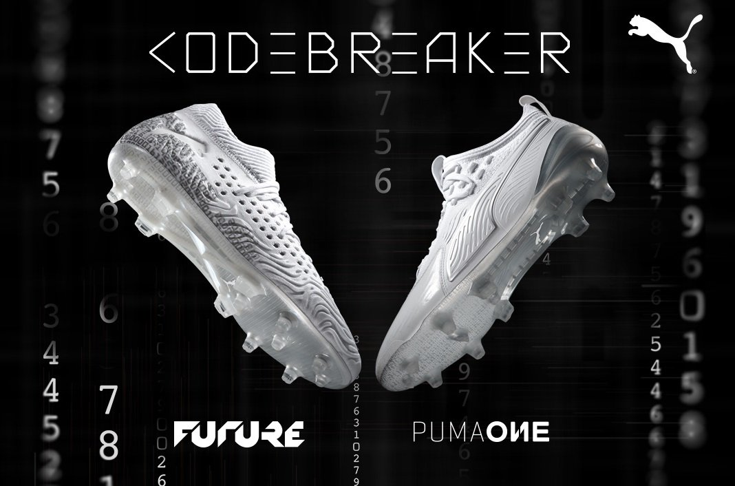 Limited,Edition Puma CodeBreaker Pack Boots Released , Footy