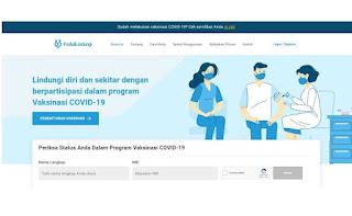 Cara Download Sertifikat Vaksin Dengan Mudah