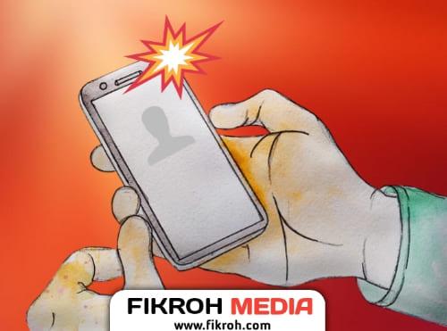 Sihir Melalui Handphone