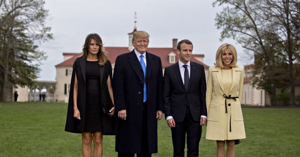 El sorprendente caso de Emmanuel Macron