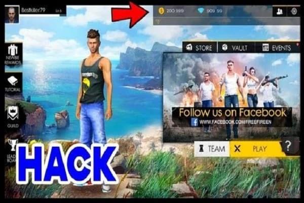 FREE FIRE hack version