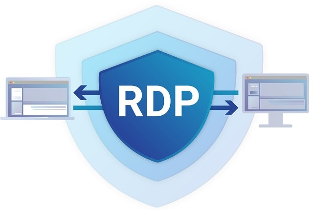 business rdp remote desktop protocol service
