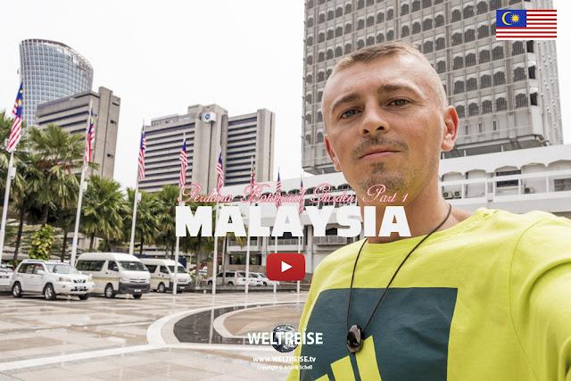 KUALA LUMPUR - Großstadtdschungel in Malaysia | www.WELTREISE.tv # 216