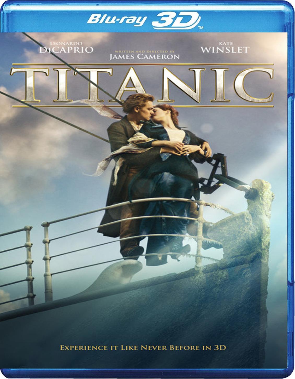 Titanic [1997] [BD50] [Latino] [3D]