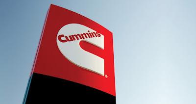 Cummins Inc. anuncia resultados  do terceiro trimestre