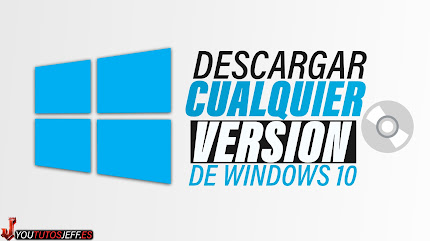 Descargar CUALQUIER VERSION de WINDOWS 10 GRATIS ISO