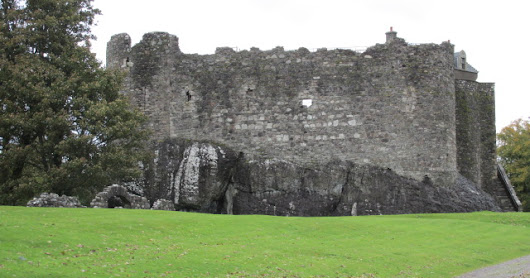 Dunstaffnage Castle, Scotland -- The Setting for the MacDougall Legacy Series