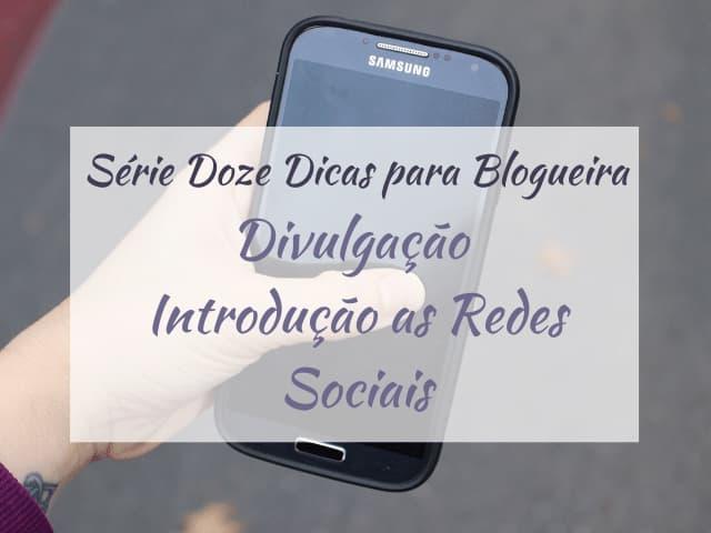 introdução as redes sociais
