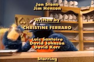 Cookie Monster's Best Bites end scene
