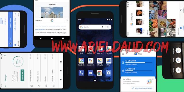 Fitur Dan Kelebihan Dari Android 10 Go Edition (Keamanan, Kemudahan, Dan Kecepatan)