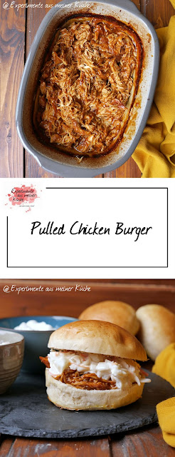 Pulled Chicken Burger   Rezept   Essen   Kochen   Geflügel   Pampered Chef