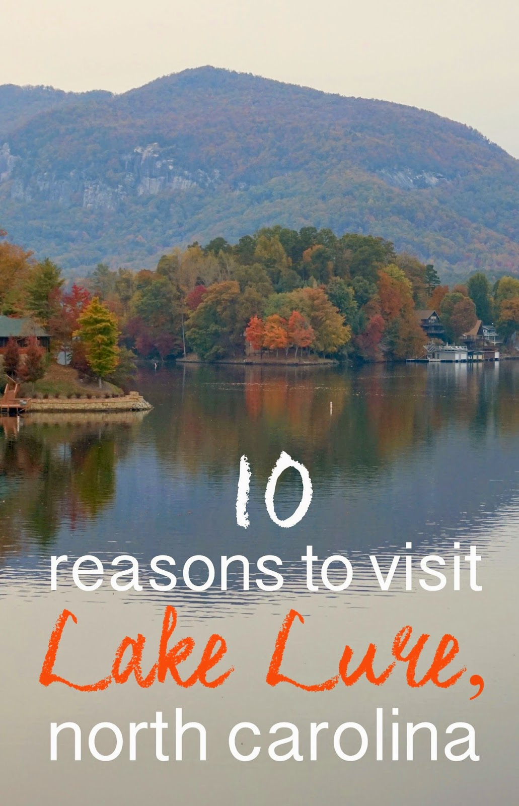 10 Kitchen And Home Decor Items Every 20 Something Needs: 10 Reasons To Visit Lake Lure, North Carolina