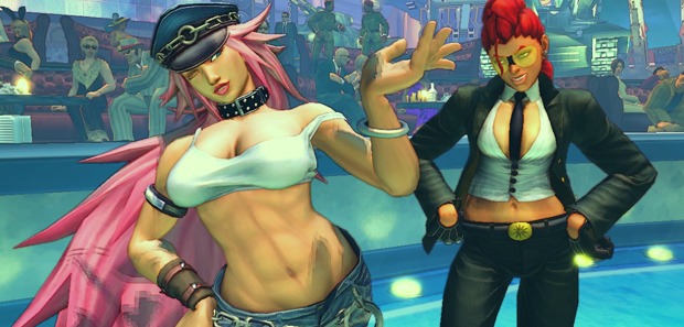 Ultra Street Fighter IV Super and Ultra Combos