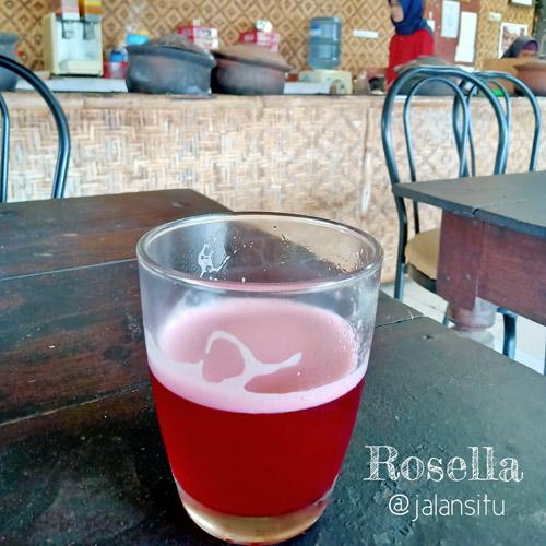 minuman rosella