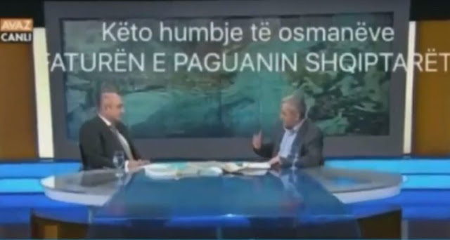 Turkish historian Yüksel: The Ottoman Empire donated to Serbs the Albanian lands