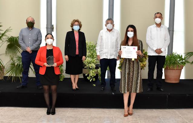 Premia Poder Judicial a ganadores de la 9ª competencia universitaria de litigación en materia penal