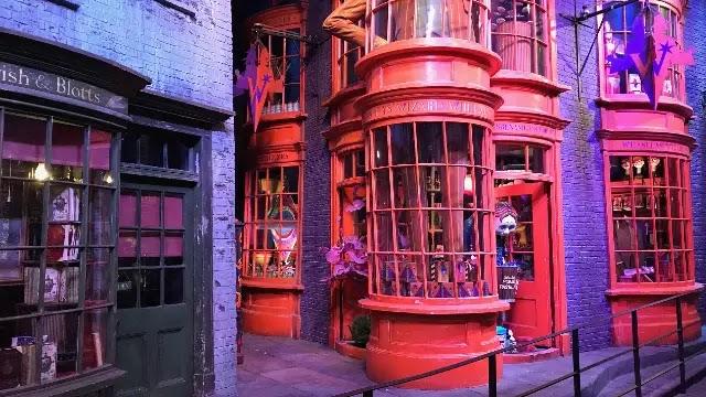 Harry Potter Movie  tour