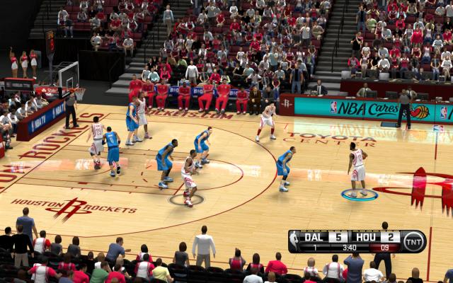 Rockets Vs Suns Hd: NBA 2K14 HD Court & Stadium Pack [22 Arena Mods]
