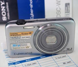 Jual Sony DSC-WX7 Bekas