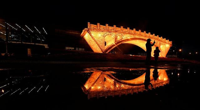"""China quer recriar """"Rota da Seda"""""""