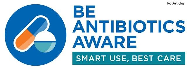 Be Antibiotic Aware