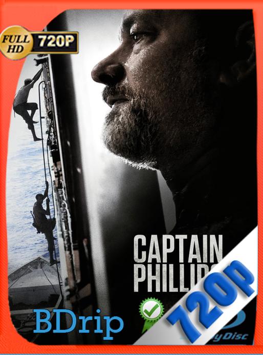 Capitán Phillips (2013) 720p BDRip Dual Latino-Inglés [GoogleDrive] [SYLAR]