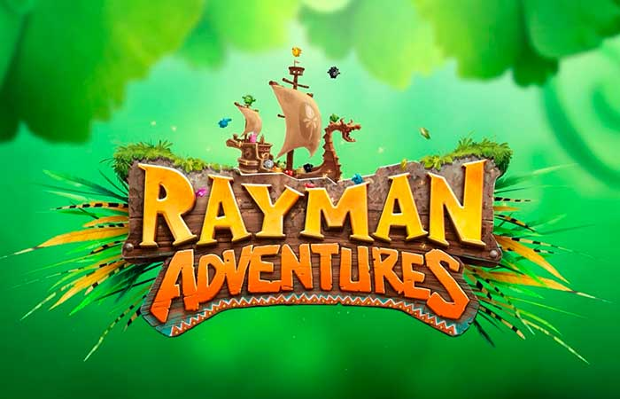 rayman adventures revision