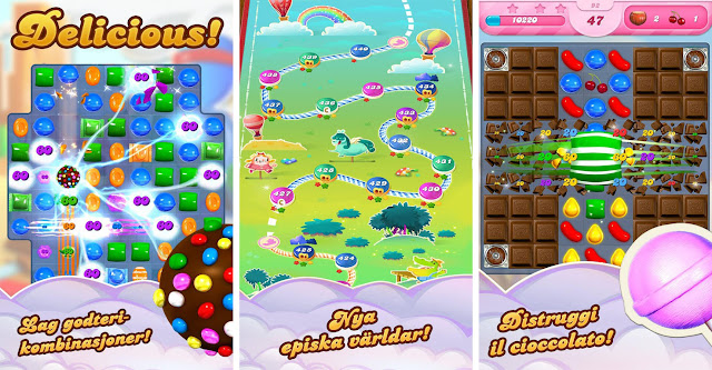 Candy Crush Saga 2018 Free