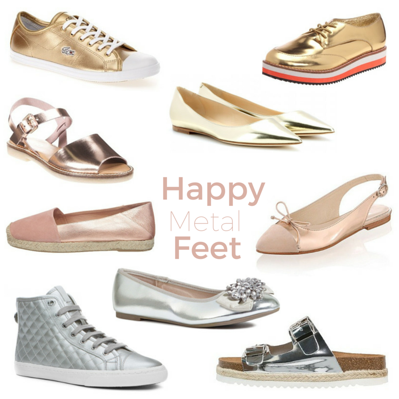 Lieblingsstueck der Woche Happy Metal Feet