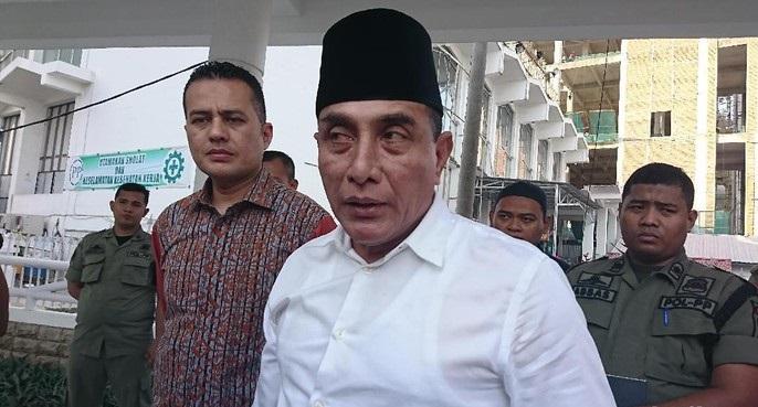 Bobby Sudah Dipanggil & Diperingatkan Tapi Jam Tutup Kesawan Medan Masih Langgar PPKM, Gubsu Edy Geram