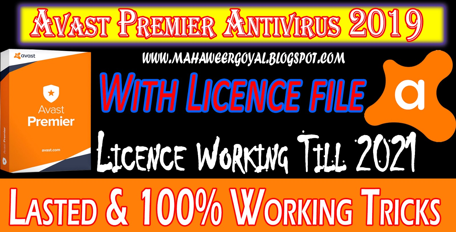 Avast Premier license key till 2021||Avast license key ...