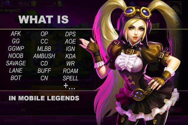 61+ Istilah dalam Mobile Legend Selain Noob dan Savage