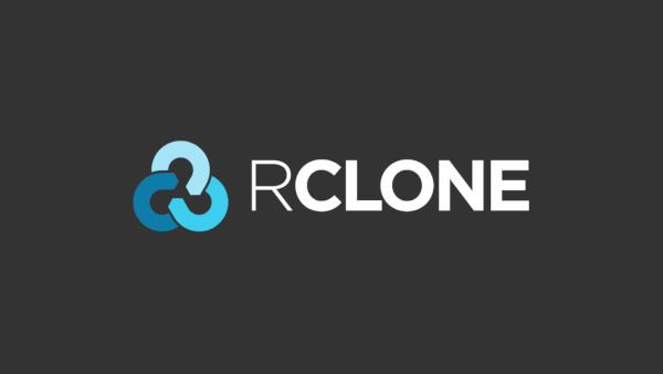 Rclone logosu