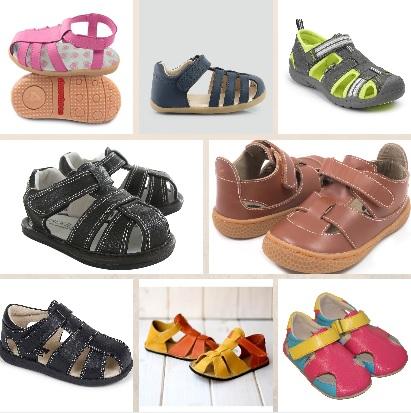 3b23e73ce10 V pavučině  Barefoot sandály pro děti