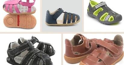 V pavučině  Barefoot sandály pro děti ffd5cebd45