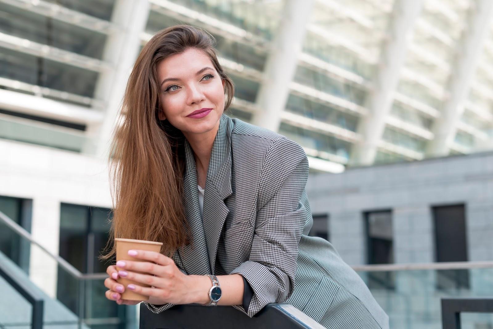 6 looks para o trabalho ou para a entrevista de emprego anadodia ana do dia