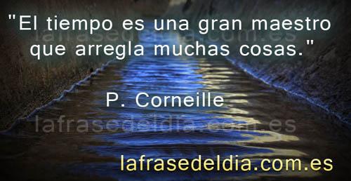Frases motivadoras de Corneille