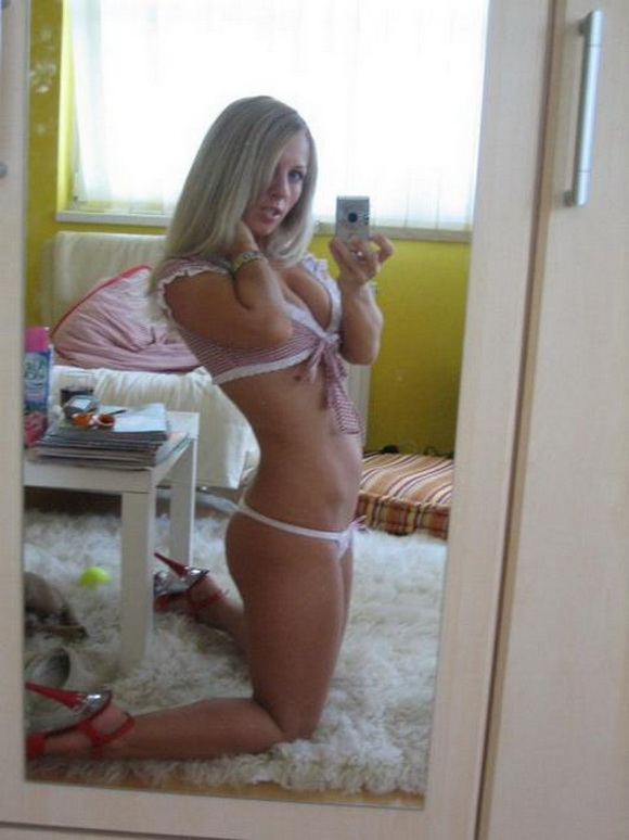 Wife self shot