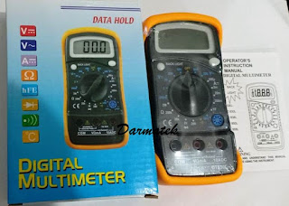 Jual Masda DT-830L Digital Mutitester