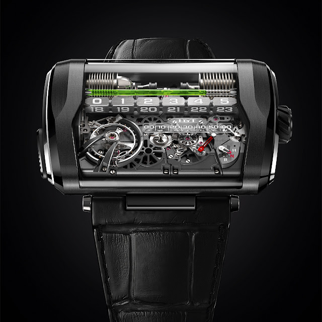 HYT H3 Mechanical Hand-wound Watch